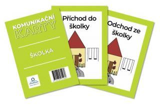 Komunikační karty PAS - Školka - Staněk Martin, PhDr. Mgr. [Karty]